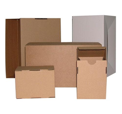 一体式瓦楞纸盒 WL、WLK系列